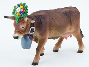 Picture of Vaca din Alpi