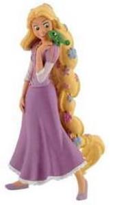 Picture of Rapunzel cu flori