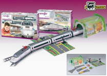 Imaginea Trenulet electric calatori RENFE Alvia S-130