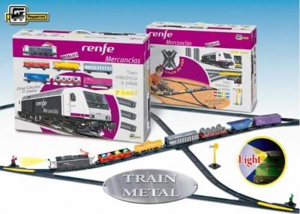 Picture of Trenulet electric marfa RENFE