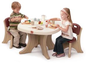 Picture of Set Masuta + 2 scaune pentru copii
