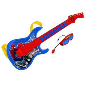 Picture of Chitara cu ochelari si microfon Spiderman