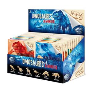 Picture of Dinozaur din lemn  (diverse modele)