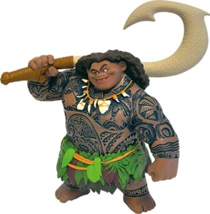 Picture of Demi God Maui - Personaj Vaiana