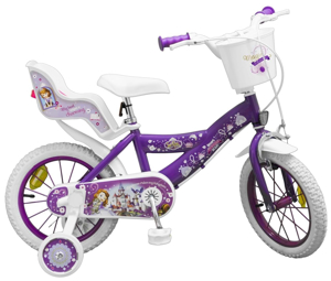 "Picture of Bicicleta 14"" Sofia the First"