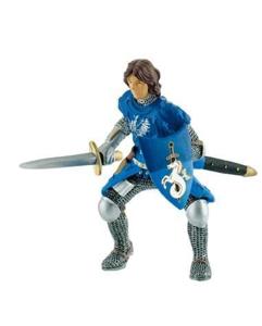 Picture of Cavaler cu sabie albastru