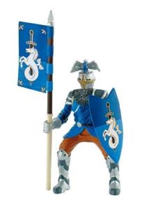 Picture of Cavaler pentru turnir albastru