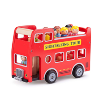 Imaginea Autobuz turistic cu 9 figurine