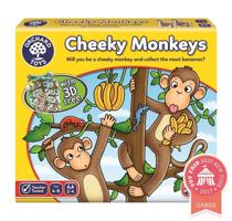 Imaginea Joc educativ Cheeky Monkeys