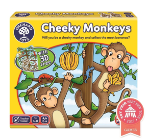 Picture of Joc educativ Cheeky Monkeys