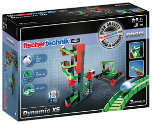 Picture of Set constructie PROFI Dynamic XS - 3 modele