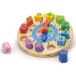 Picture of Puzzle din lemn Ceas