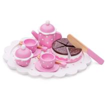 Imaginea Set de ceai cu tavita