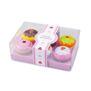 Picture of Set de 6 briose in cutie de cadou