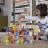 Picture of Set de 100 de cuburi din lemn