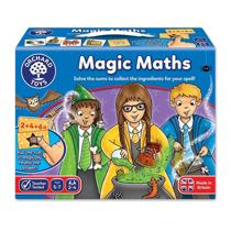 Imaginea Joc educativ Magia Matematicii MAGIC MATH