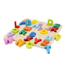 Imaginea Puzzle Alfabet Litere Mari