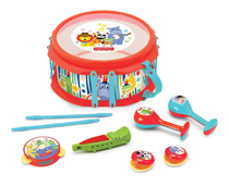 Imaginea Set muzical Animalute - Fisher Price