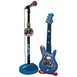 Picture of Set chitara si microfon Avengers