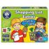 Picture of Joc educativ in limba engleza Lista de cumparaturi Fructe si legume