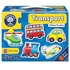 Picture of Set 6 puzzle Transport (2 piese)