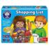 Picture of Joc educativ in limba engleza Lista de cumparaturi SHOPPING LIST