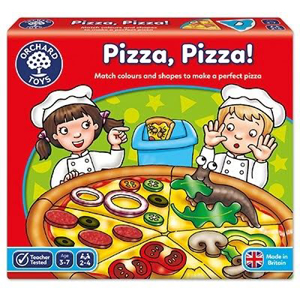 Picture of Joc educativ PIZZA PIZZA!