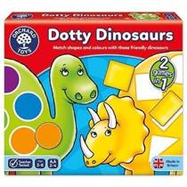 Imaginea Joc educativ Dinozaurii cu pete DOTTY DINOSAURS