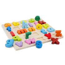 Imaginea Puzzle Alfabet Litere Mici