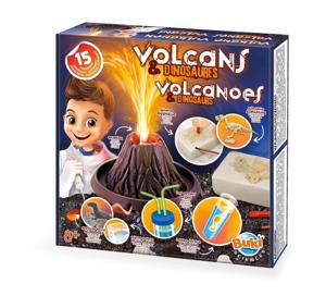 Picture of Vulcani si Dinozauri