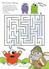Picture of Carte de colorat cu activitati in limba engleza si abtibilduri Lucruri de Facut THINGS TO DO