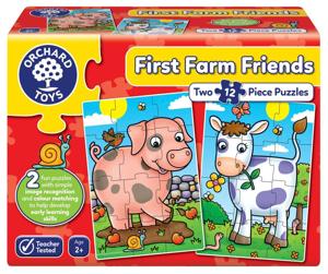Picture of Puzzle Primii Prieteni de la Ferma FIRST FARM FRIENDS