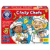 Picture of Joc educativ Bucatarii nazdravani CRAZY CHEFS