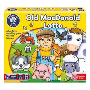 Picture of Joc educativ Loto OLD MACDONALD