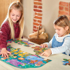 Picture of Puzzle de podea Distractia Sirenelor MERMAID FUN PUZZLE