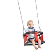 Imaginea Leagan Baby Seat  Curbat cu lant galvanizat