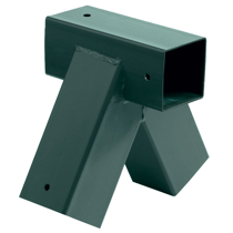 Imaginea Coltar forma patrata, unghi drept Verde