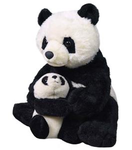 Picture of Mama si Puiul - Urs Panda