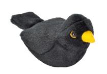 Imaginea Pasare cu sunet Mierla - EUROPEAN BLACKBIRD