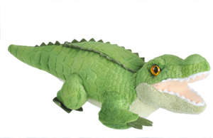 Picture of Crocodil - Jucarie Plus Wild Republic cu Sunet
