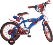 Imaginea Bicicleta 16'' Spiderman