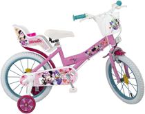 "Imaginea Bicicleta 16"" Minnie Mouse"