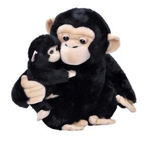 Picture of Mama si Puiul - Cimpanzeu